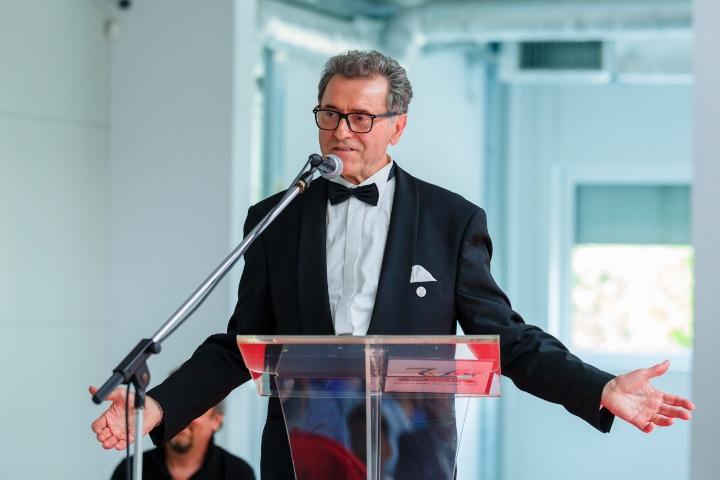 Przemówienie Prezesa Firmy ANRO Stefana Rotarskiego