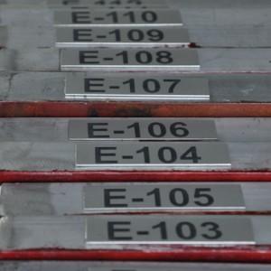 Masywnie Oznakowanie maszyn i urządzeń | ANRO FL03